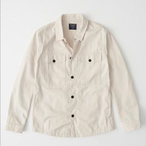 Abercrombie Utility Shirt Jacket